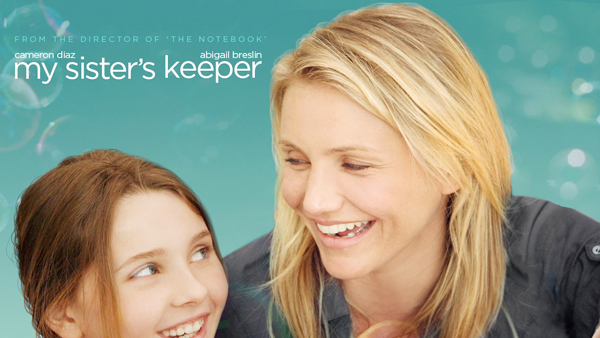 a review of the movie my sisters keeper