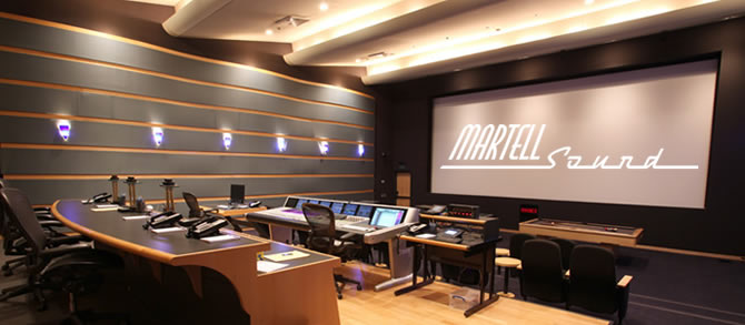 Martell Sound Theater